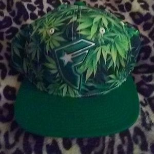 Famous Stars and Straps Blazed Hat